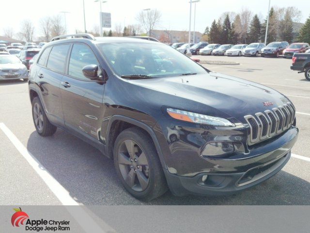 Certified Pre Owned 2016 Jeep Cherokee 75th Anniversary Edition