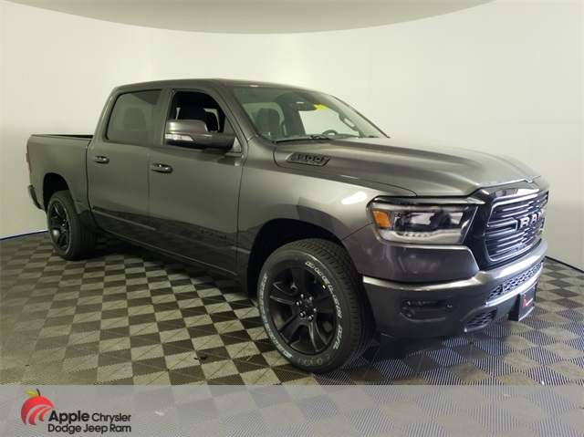 New 2020 Ram 1500 Big Horn Lone Star With Navigation 4wd