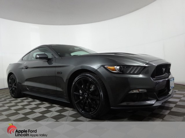 Certified Pre Owned 2016 Ford Mustang Gt