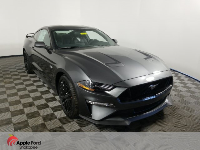 Ford Mustang Gt >> New 2019 Ford Mustang Gt Premium With Navigation