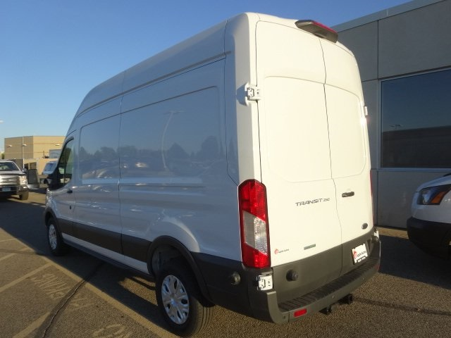 04b7cab793 New 2018 Ford Transit-350 Base 3D High Roof Cargo Van in Apple ...