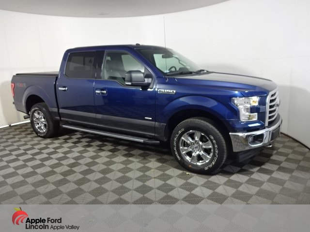 Certified Pre-Owned 2016 Ford F-150