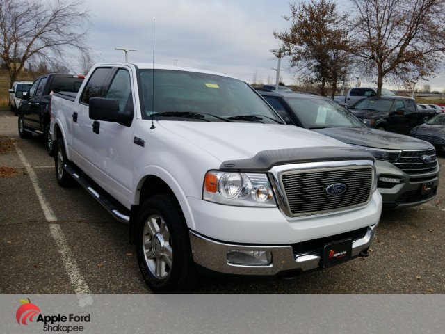 2004 Ford F150 Lariat >> Pre Owned 2004 Ford F 150 Lariat 4wd