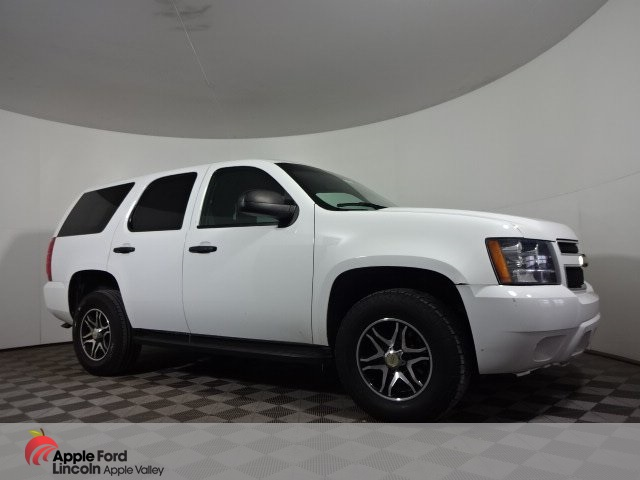 Chevrolet Tires Apple Valley >> Pre Owned 2011 Chevrolet Tahoe Police 4d Sport Utility In Apple
