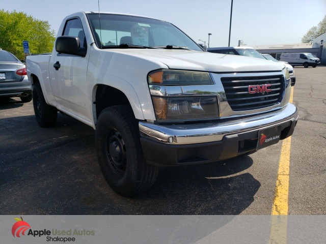 Pre-Owned 2006 GMC Canyon Work Truck