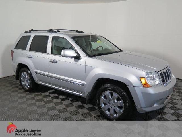 Pre-Owned 2008 Jeep Grand Cherokee Overland