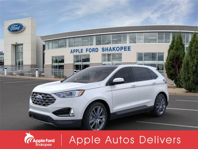 New 2020 Ford Edge Titanium