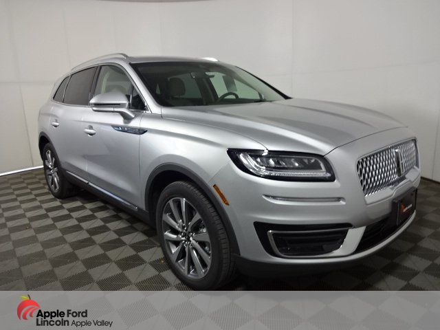 New 2019 Lincoln Nautilus Select