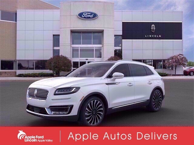 New 2020 Lincoln Nautilus Black Label
