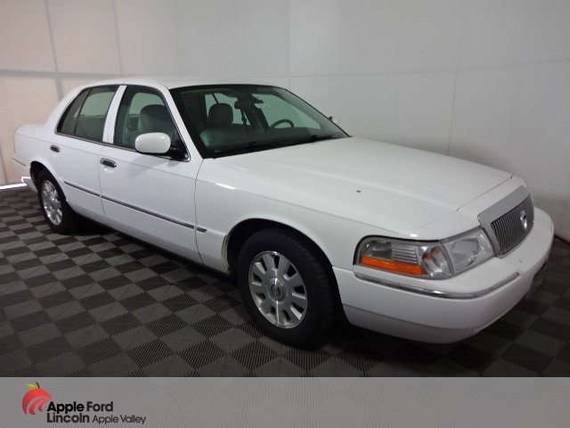 Pre-Owned 2003 Mercury Grand Marquis LS