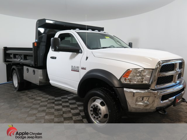 New 2018 Ram 5500HD Tradesman