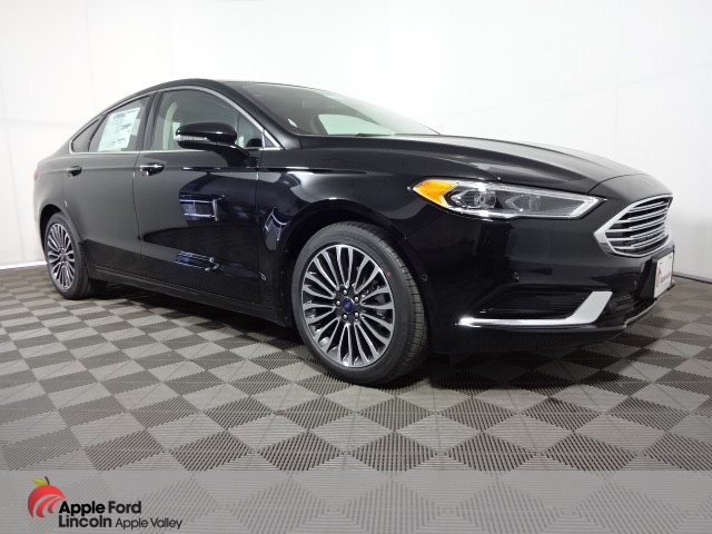 New 2018 Ford Fusion Se 4d Sedan In Apple Valley 76819 Apple Autos