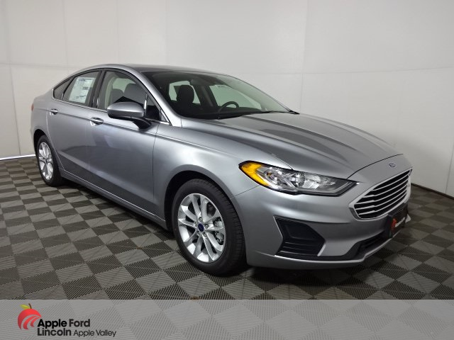 New 2020 Ford Fusion Hybrid SE With Navigation