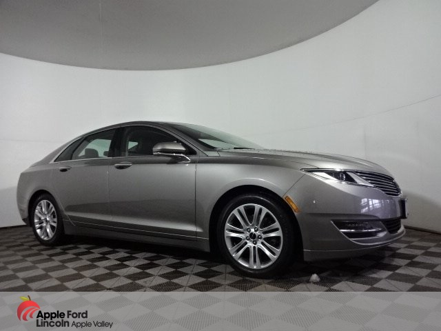 Certified Pre Owned 2016 Lincoln Mkz Base