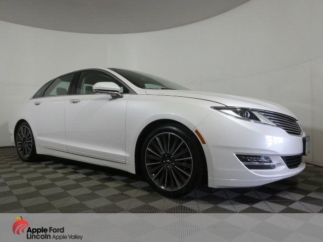 Certified Pre-Owned 2016 Lincoln MKZ Hybrid