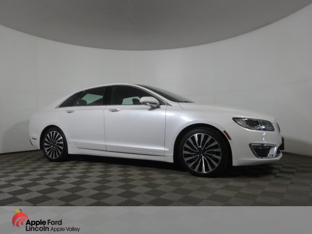 Certified Pre Owned 2017 Lincoln Mkz Black Label