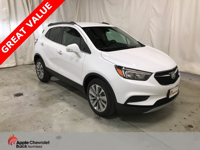 New 2019 Buick Encore Base FWD 4D Wagon