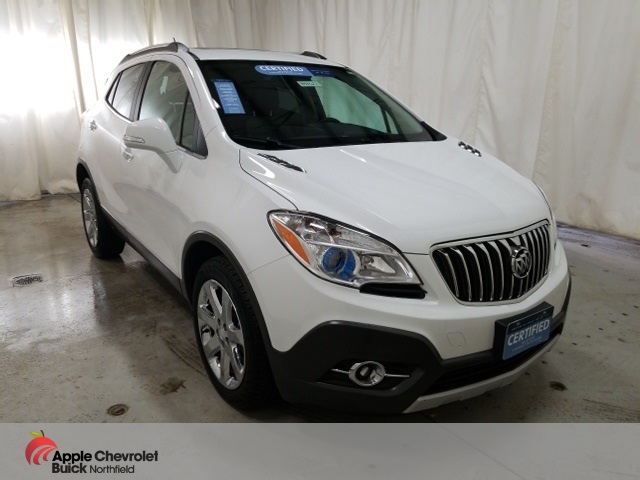 Certified Pre Owned 2016 Buick Encore Leather
