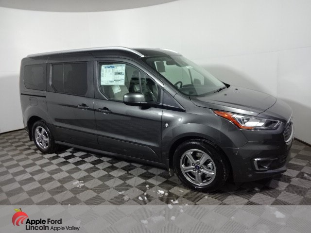 Ford Transit Connect >> New 2019 Ford Transit Connect Titanium With Navigation