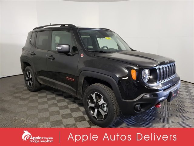 New 2020 Jeep Renegade Trailhawk