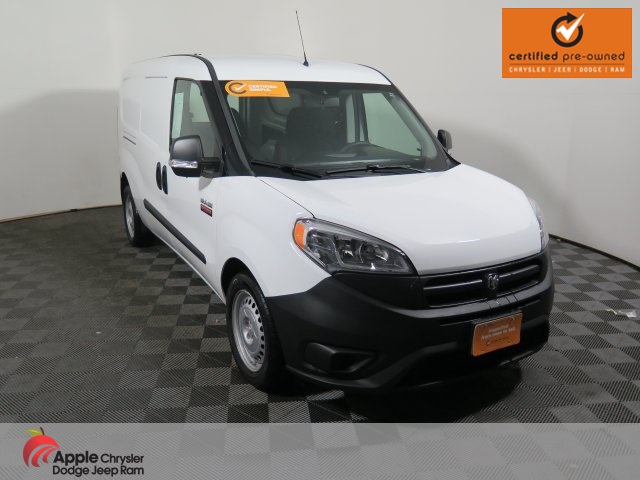 Certified Pre-Owned 2018 Ram ProMaster City Tradesman