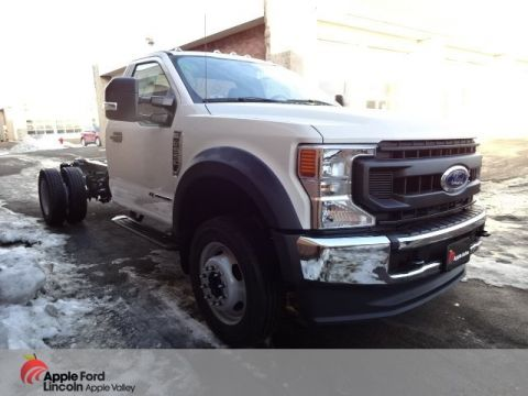 New 2020 Ford F-550SD XL