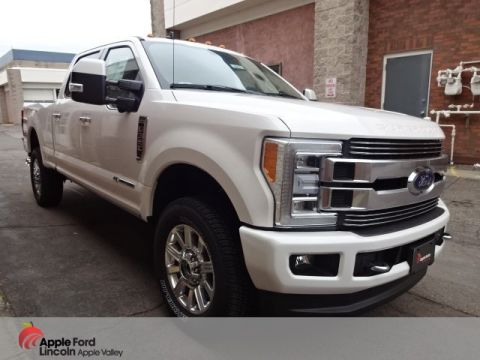 New 2019 Ford F-350SD Limited