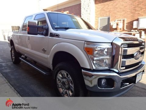 Certified Pre-Owned 2016 Ford F-350SD Lariat