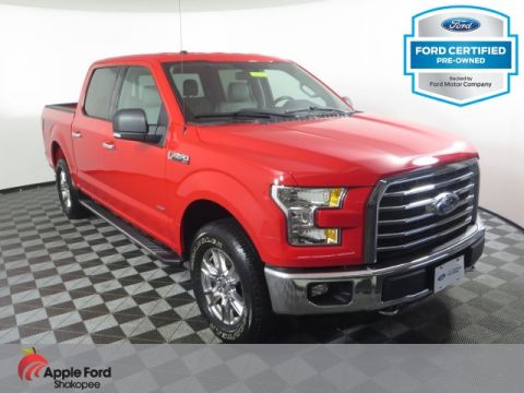Certified Pre-Owned 2016 Ford F-150 XLT