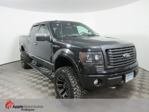 Pre-Owned 2010 Ford F-150 Platinum