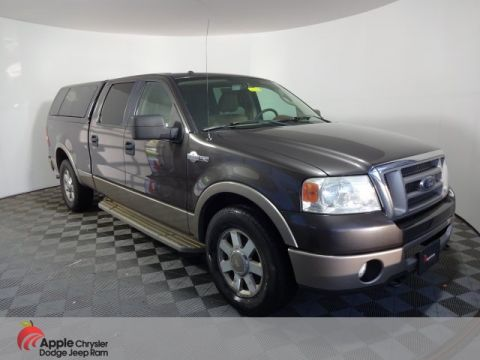 Pre-Owned 2006 Ford F-150 King Ranch