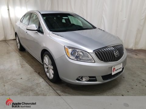 Pre-Owned 2012 Buick Verano Base