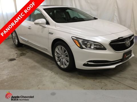 New 2019 Buick LaCrosse Leather Group