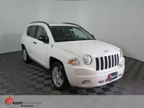Pre-Owned 2008 Jeep Compass Sport