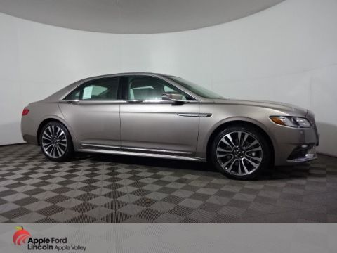 New 2019 Lincoln Continental Select