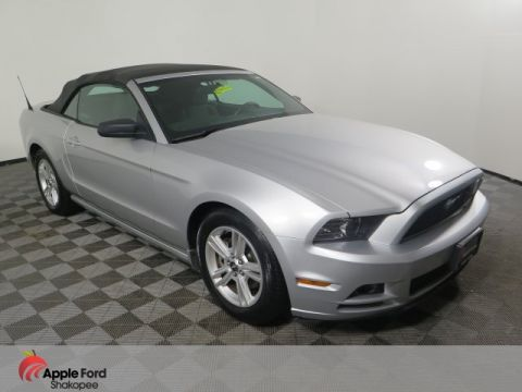 Pre-Owned 2014 Ford Mustang V6 CONVERTIBLE