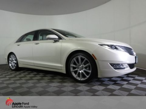 Certified Pre-Owned 2015 Lincoln MKZ Base