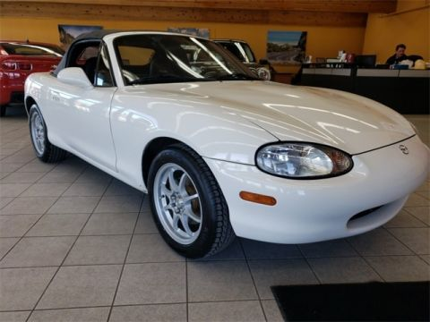 Pre-Owned 1999 Mazda Miata Base Touring Edition