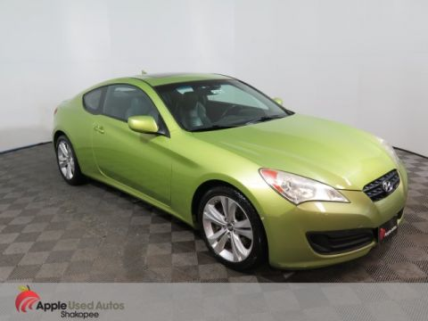 Pre-Owned 2010 Hyundai Genesis Coupe 2.0T Track